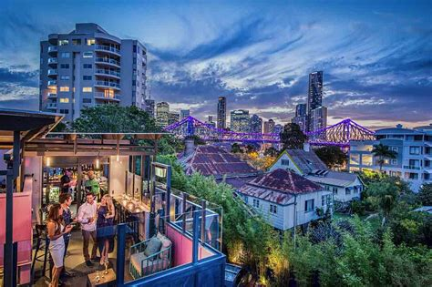Top Bars In Brisbane by Golden Pig Small Function Venues City Secrets