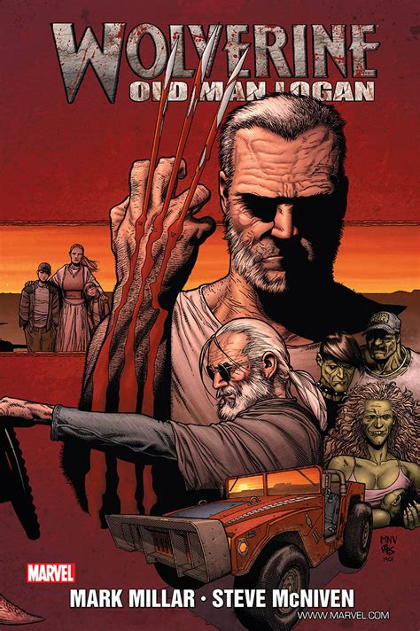 wolverine old man logan