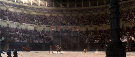 gladiator film arena colosseum gladiator scene google search colosseum