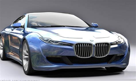 bmw  series concept types cars