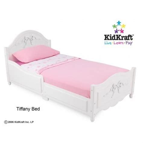 kidkraft bedroom furniture kidkraft tiffany toddler bed 86821 beds toddler bed