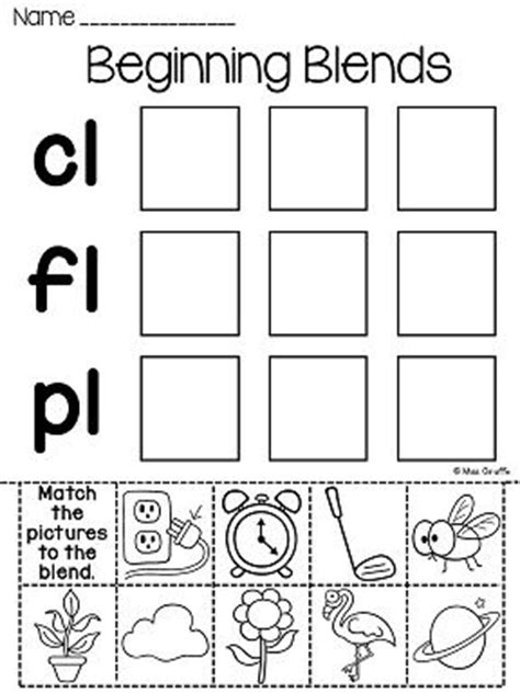 L Blends Coloring Pages by Best 25 Blends Worksheets Ideas On Phonics