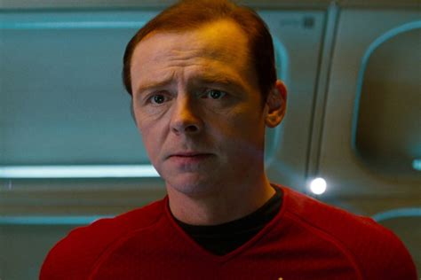 simon pegg voice simon pegg now thinks new star wars films miss george