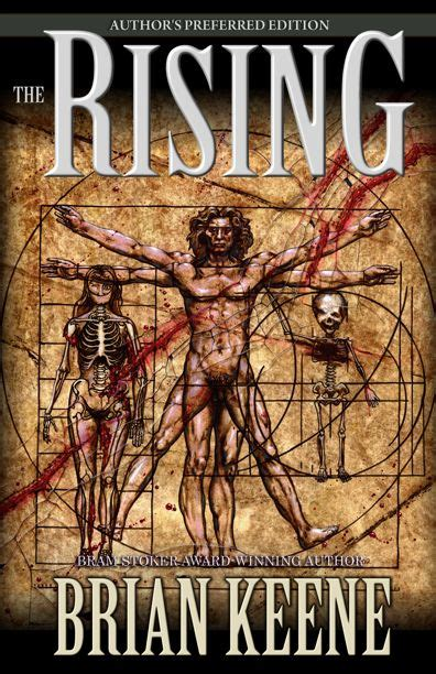the rising a novel books brian keene the rising review horror novel reviews
