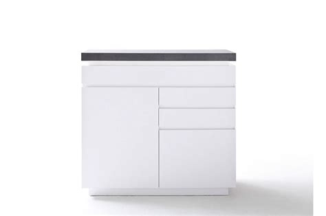 Commode Grise Et Blanche by Commode Grise Et Blanche Lumineuse Novomeuble