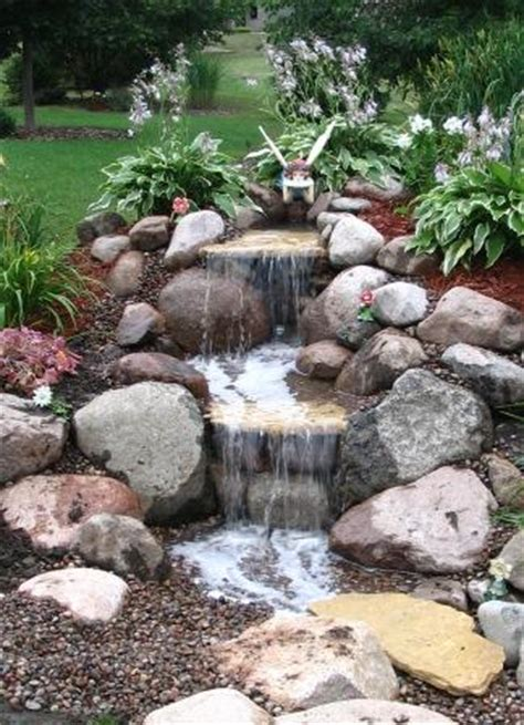 water garden pond products pondless waterfall