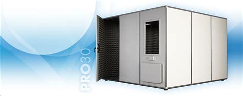 cabina silente cabina silente per audiometria pumapro30