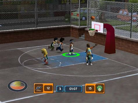 backyard basketball 2007 backyard sports basketball 2007 usa iso ps2 isos