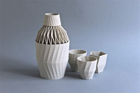 3d printing for artists designers and makers books belgian design studio unfold features beautiful ceramic 3d