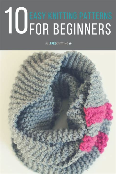 easy things to knit for beginners easy knitting patterns for beginners patrones autumn