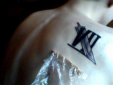 ff7 tattoo vii by xxcloudxx123 on deviantart