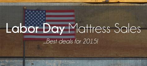 labor day mattress sale 2015 sleepopolis