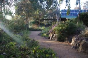 photograph portfolio of native gardens and landscapes designed and built by australian landscape