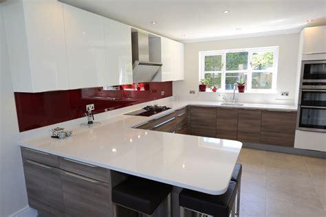 kitchen worktop designs aug 2013 design of the month kitchen in white grey