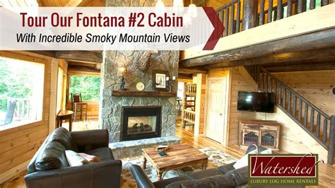 smoky mountains cabin rentals great smoky mountain cabin rental tour see this