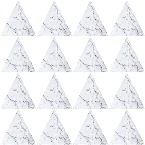 Triangle Marble by Marble Triangle Fabric Pencilmein Spoonflower