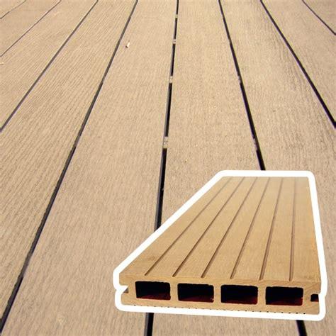 pavimento legno composito listello decking wpc legno composito per pavimentazione