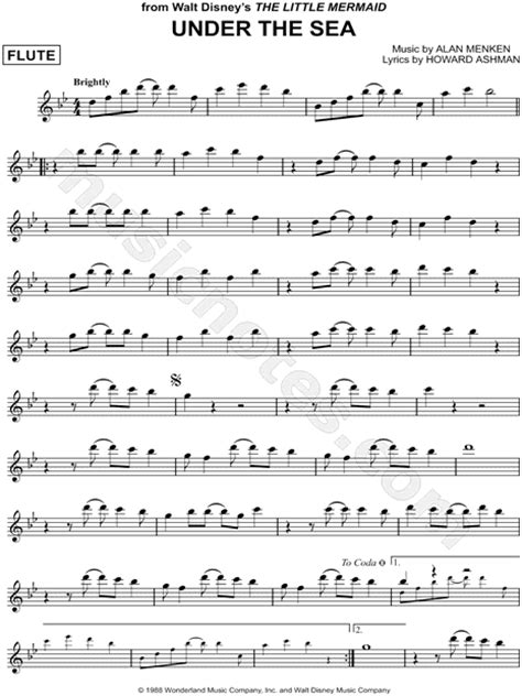 decorations want an quot under the sea quot theme for your free christmas sheet music for flute solo free flute