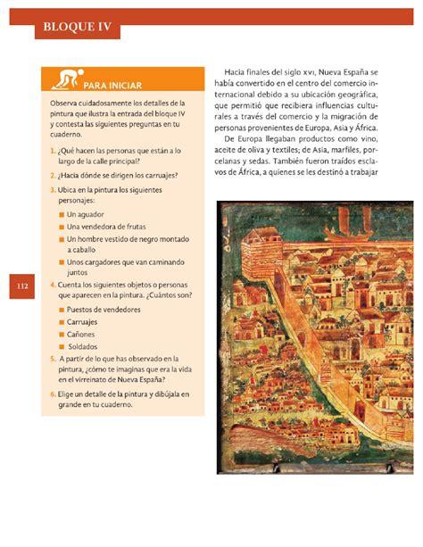 libro de historia 5 grado bloque 4 formacion civica y etica 5 2013 2014 slideshare