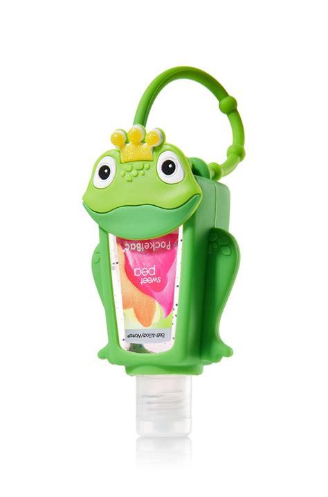 Pocketbac Holder Frog Prince 53 best images about bath and works sanitizer on
