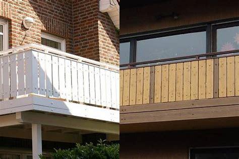 balkongel 228 nder holz preise balkongel nder holz selber - Stiegengeländer Holz Preise