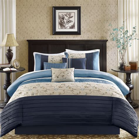 madison park serene comforter set ebay