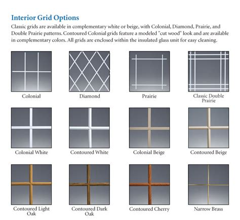 Layout On Grid | replacement interior grids replacement windows grids