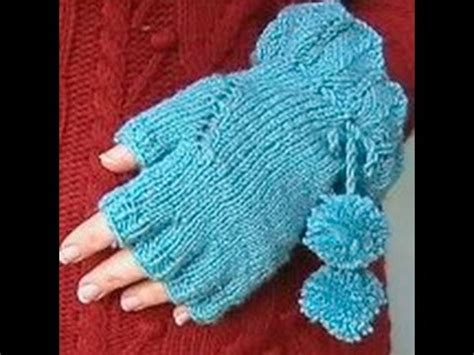 how to knit gloves with fingers for beginners how to knit fingerless gloves with individual fingers