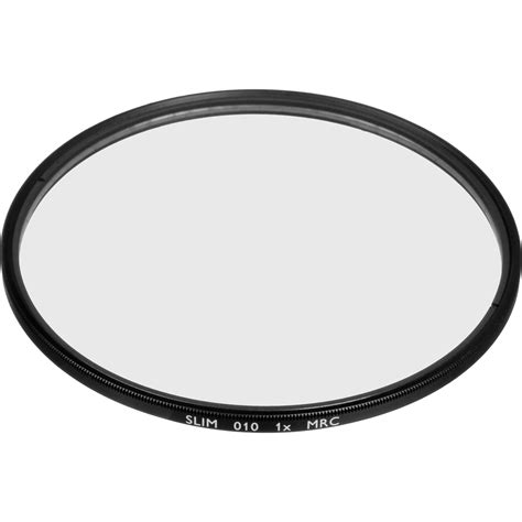 b w 77mm uv slim mrc 010m filter 66 026942 b h photo