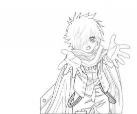 anime and boy coloring pages the amazing anime boy coloring pages with regard to