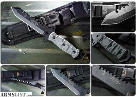 knives used in dual survival armslist for sale tops knives surv tac 5 by joe