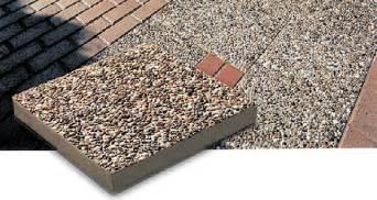 Concrete Patio Sealer Home Depot Patio Stone Exposed Aggregate