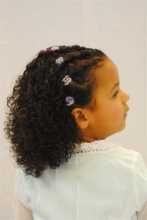 cutting biracial curly hair styles styling for little girls with very curly hair all about