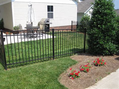 echelon aluminum fence residential ornamental aluminum fence ameristar fence products call
