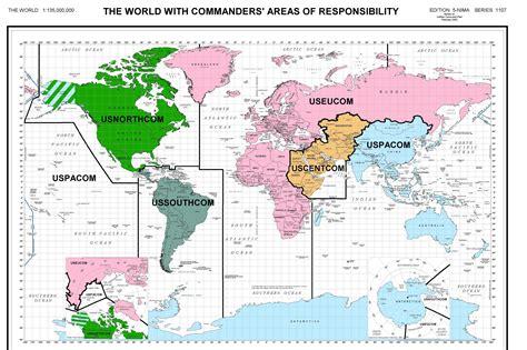 combatant command map labor market surveys and overseas non war zone