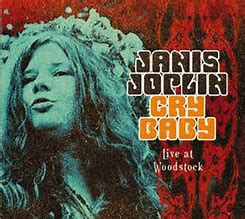 janis joplin cry baby cd album unofficial release discogs