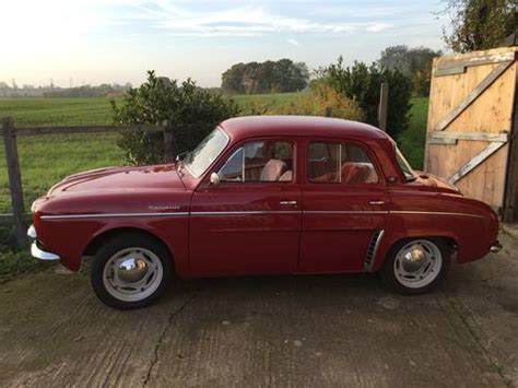 renault dauphine for sale renault dauphine 1957 superb for sale on car and classic