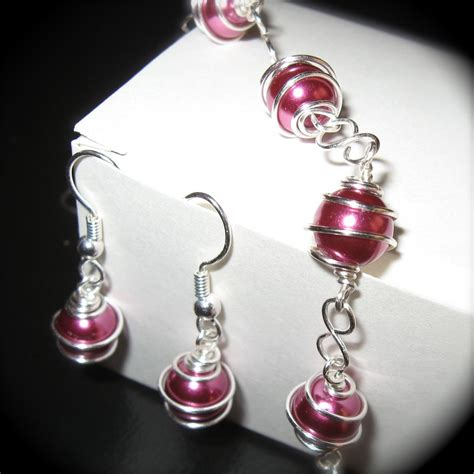 wire for jewelry generally creative wire wrapped bead jewelry earrings