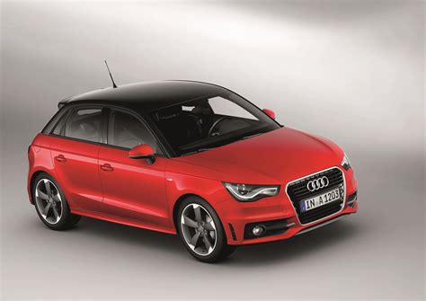 Audi A1 Sportback Misano Red 2012 misano red audi a1 sportback s line front 3q
