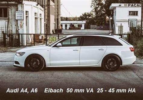 Audi A6 4f Eibach Federn by Audi A6 4f Und Audi A6 4g 50 40 Mm Sportfedern Von Eibach