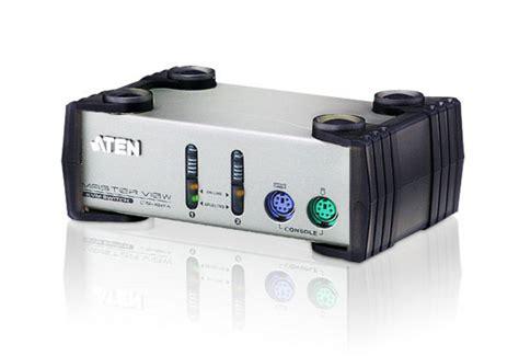 Stok Terbatas Aten 1 Console Usb 4 Pcs Usb With Audio Built In jual aten kvm switch ps 2 2 port cs82a alta99