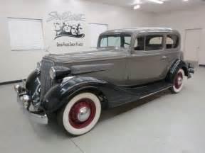 1934 Pontiac For Sale 1934 Pontiac Quot Quot P 120 2dr Quot Touring Quot Sedan