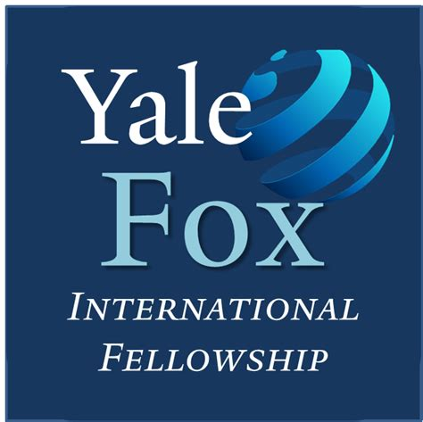 Yale Mba Exit Opps by Yale Fox International Fellowship 2017 Graduate Student
