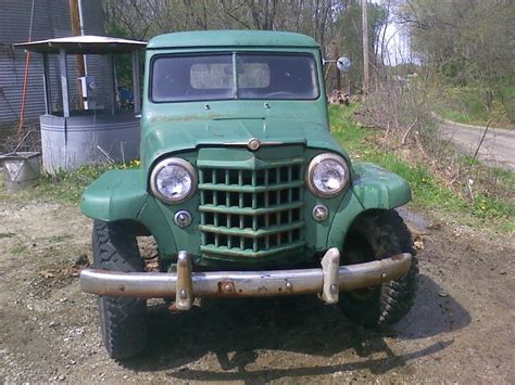 Road Jeep For Sale For Sale 1951 Willy S Jeep 4x4 Road