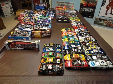nascar diecast 1 24 nascar diecast collection over 80 cars 1 24 and 1 18 ebay