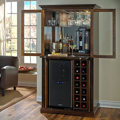 armoire refrigerator 32 bottle italian armoire dual zone wine refrigerator