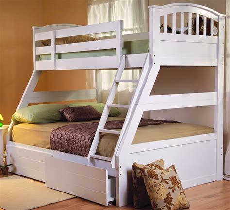 bunk beds images white triple bunk bed sweet dreams epsom