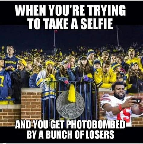Ohio State Michigan Memes - 17 best images about buckeyes on pinterest football