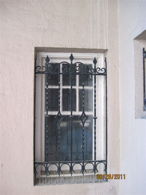 Security For Apartment Windows Security Window Grates Window Guards Doors The Iron