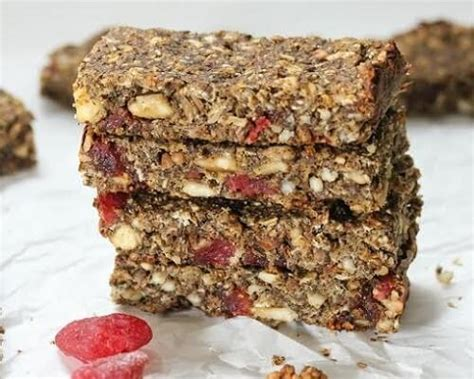 Homemade Granola Bars Recipe (Gluten Free)   The Nutty Scoop from Nuts.com